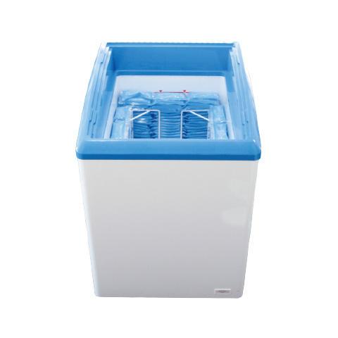 ジェル再冷凍機